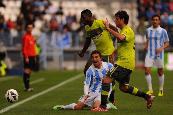 El Espanyol había abierto la jornada del día con su visita al Málaga que...