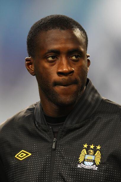 YAYA TOURÉ- Su salario por jugar en el Manchester City y algunos patroci...