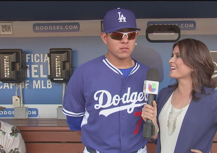 Julio Urías hará su debut en Dodger Stadium