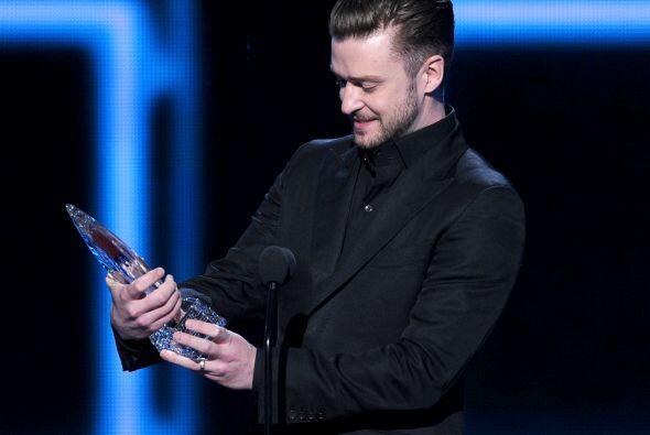 Cuando se anunció que Justin ganó, Ellen hizo la broma de...