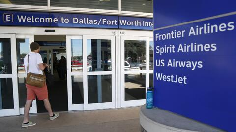 Texas espera 3,2 millones de viajeros en el fin de semana del Día de los...