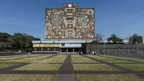 Instalaciones de la Universidad Nacional Autónoma de México