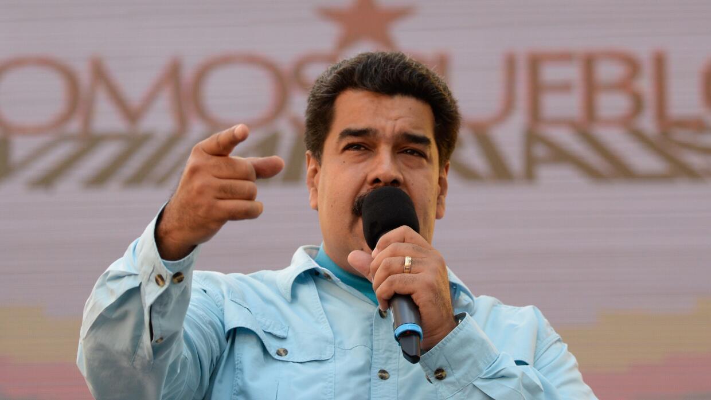 La dos fórmulas para salir de Maduro, según la oposición maduro.jpg