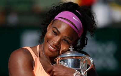 Williams ganó su tercer Roland Garros.
