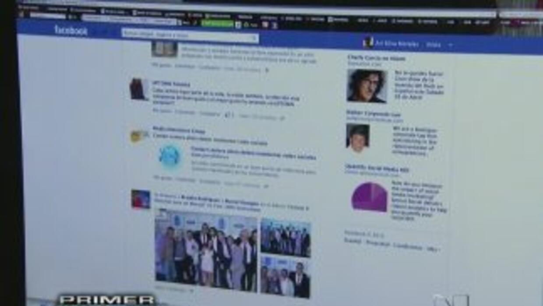 La otra cara de facebook puede ser un arma de doble filo