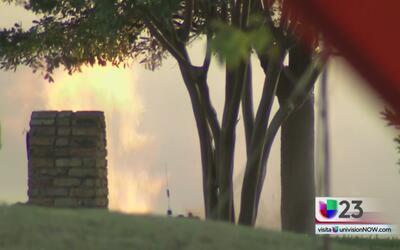 Fuga de gas en Arlington provoca pánico