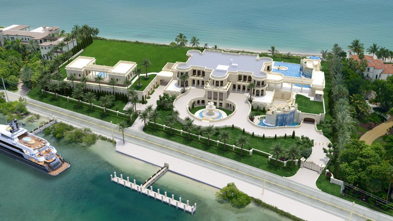 La casa m s costosa de eeuu con 159 millones de d lares for La mansion casa hotel telefono