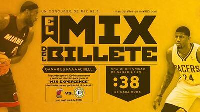 El Mix Del Billete!
