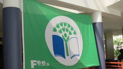 San Ignacio fue reconocido como Eco-Escuela por su labor de fomentar el...