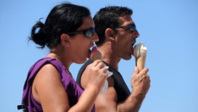 Catador de helado un trabajo divertido y reconocido.