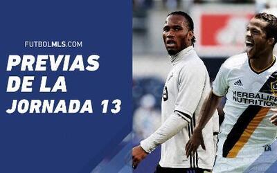 La Jornada 13 de la MLS será la antesala perfecta previo a la Copa América