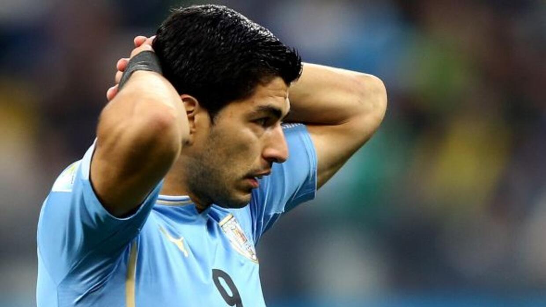 Luis Suárez, fichado por el Barcelona, cumplió su primer partido de susp...