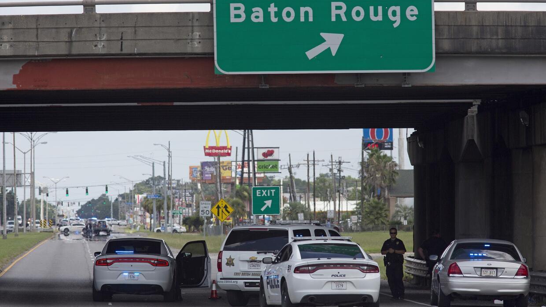 Tiroteo en Baton Rouge deja al menos tres policías muertos