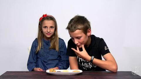 A prueba de niños: las galletas de las Girl Scouts