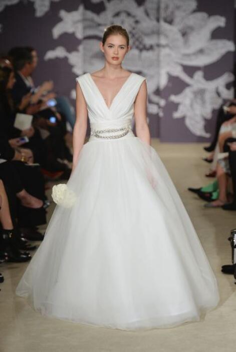 Aquí los mejores modelos de la diseñadora Carolina Herrera.