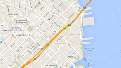 Oficial de Caminos resulta herido en SF