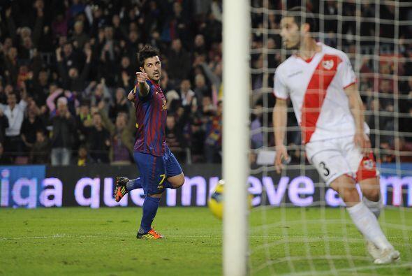 El 'guaje' necesitaba un gol y lo consiguió gracias a otro pase d...