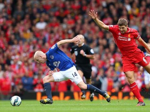 La jornada comenzó con el Liverpool vs. Everton y con ella vimos...