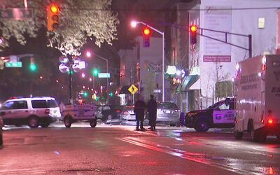 Investigan la muerte de un hombre durante un tiroteo policial en Newark,...