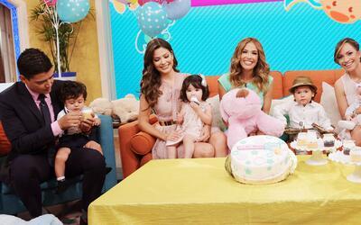 Los bebés de Despierta América presentaron #DAElReality: Babies Edition
