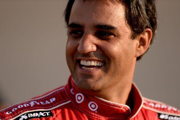 Juan Pablo Montoya: Colombiano de nacimiento, ha ganado la serie Cart, e...