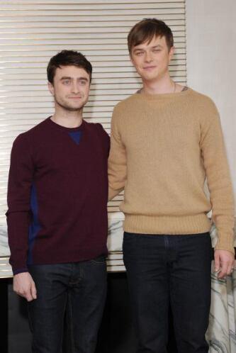 """Aunque vimos crecer a Daniel Radcliffe en las cintas de """"Harry Potter"""",..."""