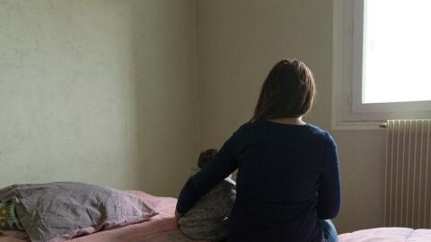 En EEUU, una de cada cuatro mujeres experimenta abuso doméstico e...