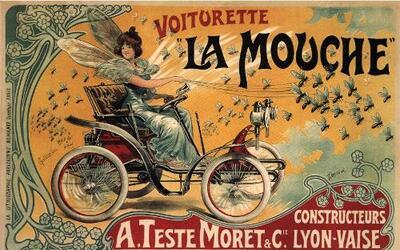 Teste & Moret fue un fabricante francés de artefactos diversos fundado e...