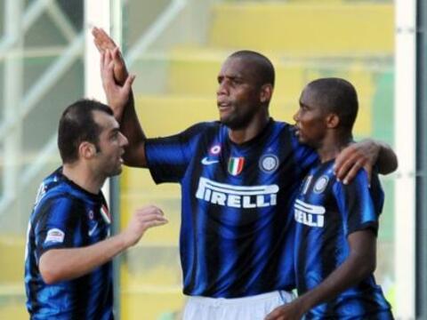 Inter de Milán sufrió pero se impuso enla fecha 3 de la Li...