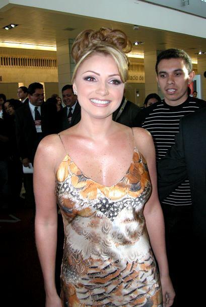 Hace diez años nadie imaginaba lo que le deparaba a Angélica Rivera. ¿Te...