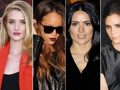 Todas las celebridades amantes de la moda se dieron el lujo de asistir a...