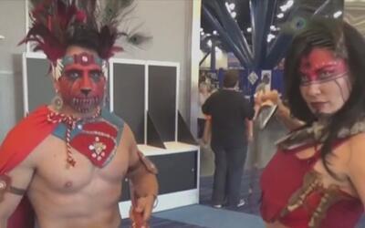 Comenzó el festival Comicpalooza en Houston