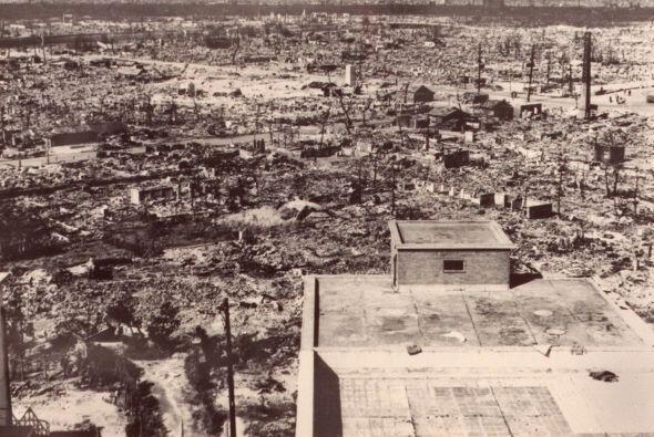 El 6 de agosto de 1945 ocurrió un evento que marcó tr&aacu...