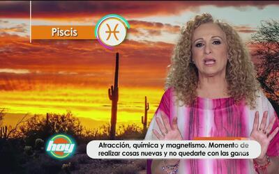 Mizada Piscis 11 de octubre de 2016