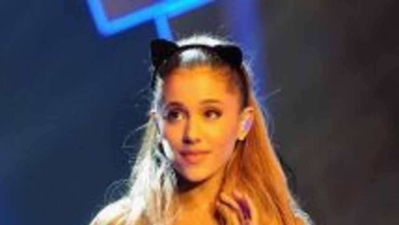 Parece que la música y la actuación de Ariana Grande no gustan a mucha g...