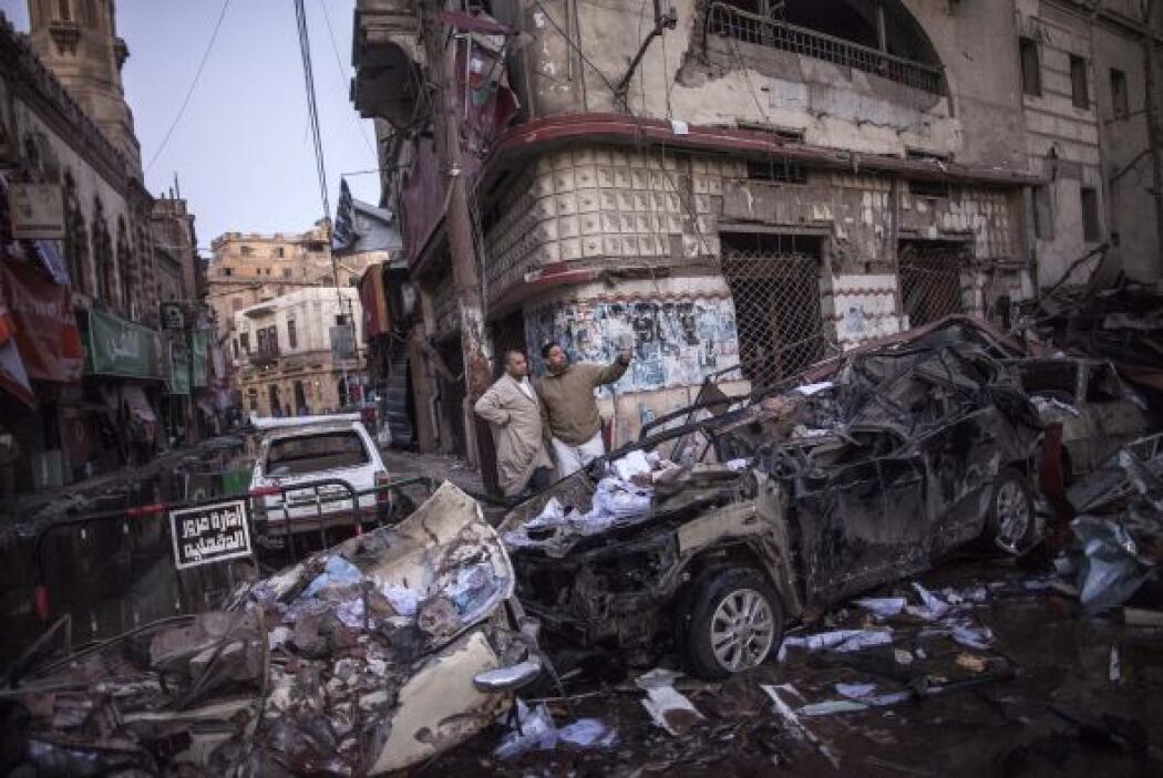 La Hermandad criticó las declaraciones del primer ministro egipcio, Haze...