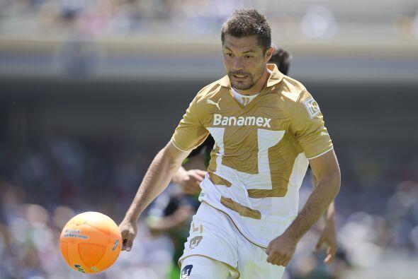 Dante López es otro de los extranjeros que ya lleva varios torneos con l...