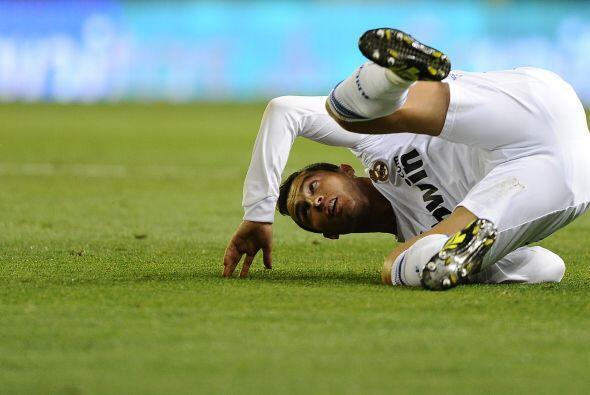 Cristiano Ronaldo rompió la marca de goles en una campaña en España y ll...