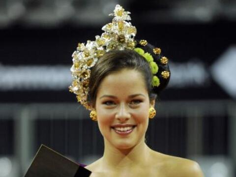 #1 La dulce Ana Ivanovic.