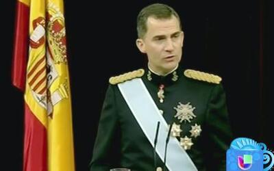 Felipe VI es el nuevo Rey constitucional de España