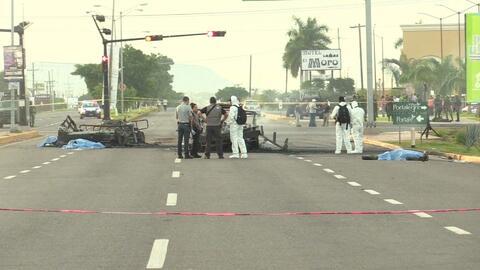 Una emboscada al Ejército mexicano deja cinco militares muertos