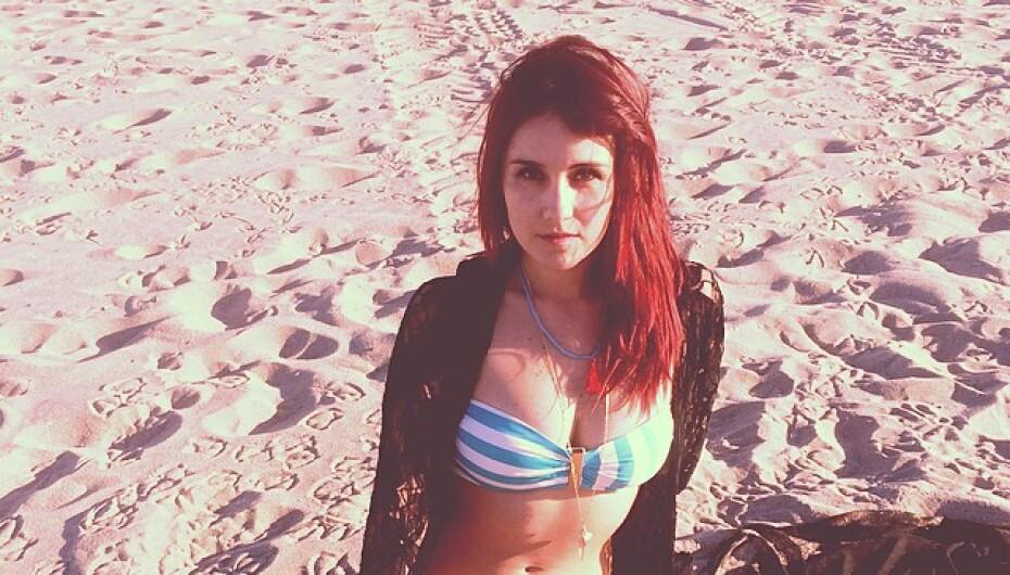 Dulce María Bikini