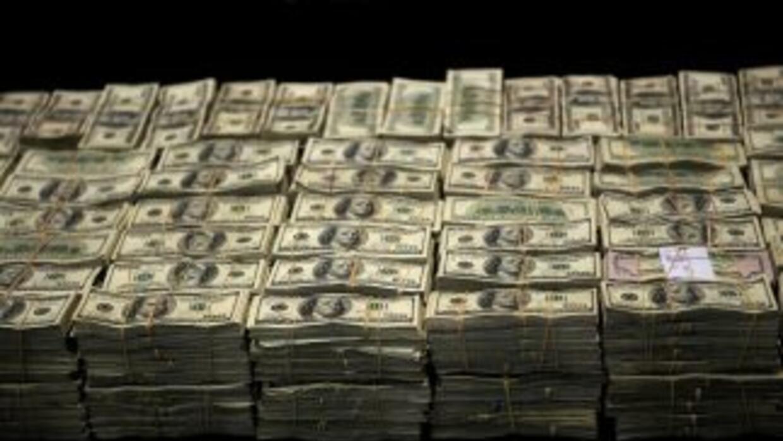 El crimen organizado ha lavado unos $46,500 millones en México, de acuer...