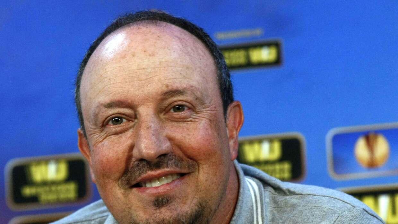 El Madrid afirma por error llegada de Benítez