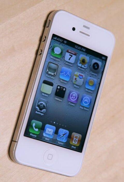 El nuevo iPhone 4 se muestraba en junio de 2010.