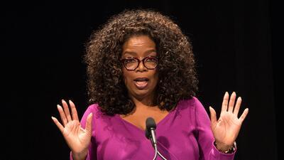 Aunque en entrevistas pasadas Oprah Winfrey siempre negó con cont...
