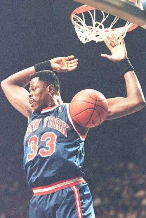 Patrick Ewing: Un ex jugador de baloncesto estadounidense de origen jama...