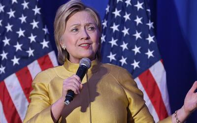 Hillary Clinton está cerca de ganar los delegados para ganar la nominaci...