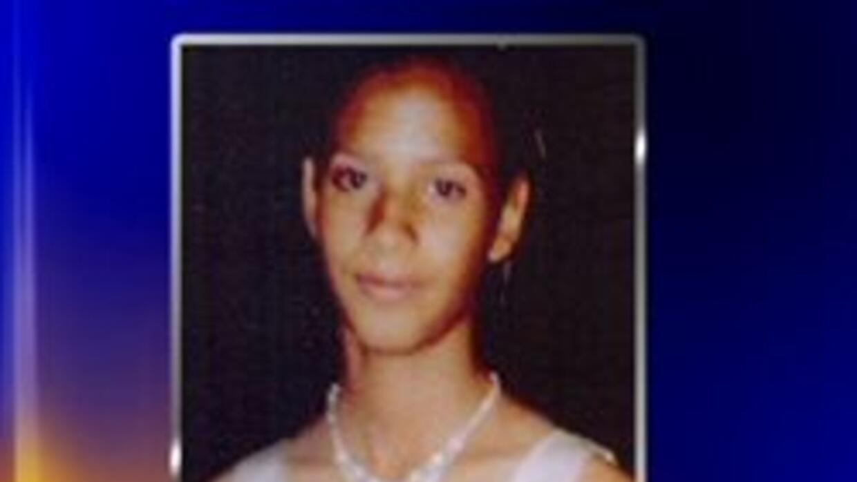 Karlye Rivas, víctima de secuestro.