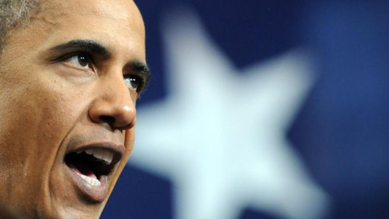 Barack Obama visitó Austin en agosto para recaudar fondos para las elecc...